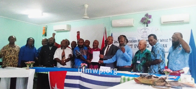 ULMWP Otoritas Bangsa Papua Menuju Negara West Papua