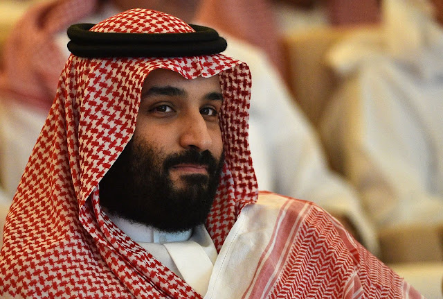 #SaudiArabia s MBS and the #UAE s MBZ Are on an Economic Collision Course - Bloomberg
