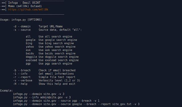 [Phần 2] Danh sách công cụ hacking trên Termux