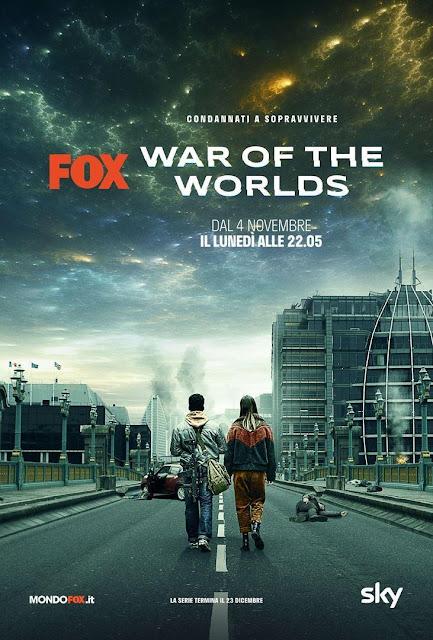 War Of The Worlds  (2019-) ταινιες online seires xrysoi greek subs