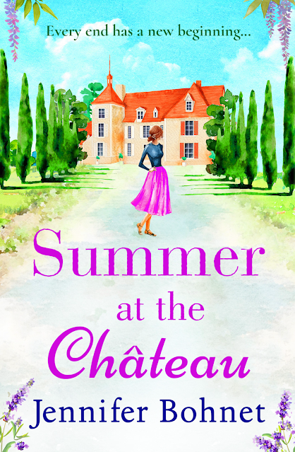 French Village Diaries book review Summer at the Chateau Jennifer Bohnet