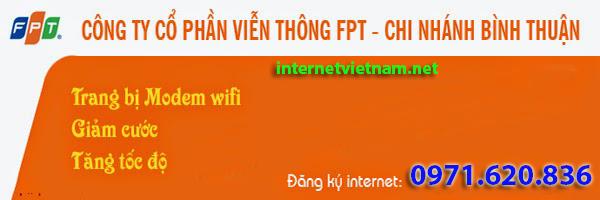 Lắp Mạng Internet FPT Thị Trấn Phú Long
