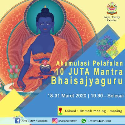 Mantra Bhaisajyaguru