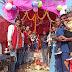 सरस्वती पूजा धूमधाम से आयोजित