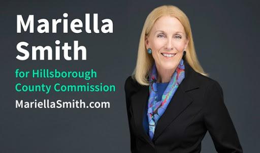 Commissioner Mariella Smith