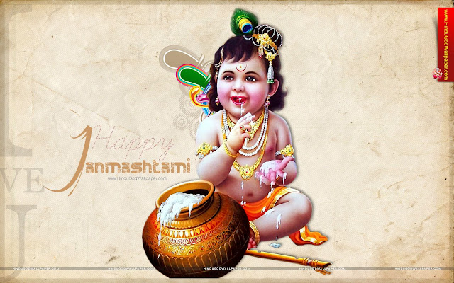 Latest Janmashtami Wallpaper