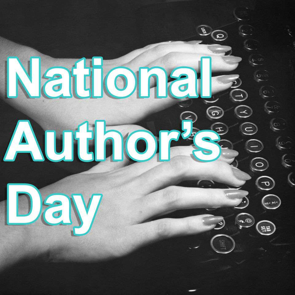 National Author's Day Wishes pics free download