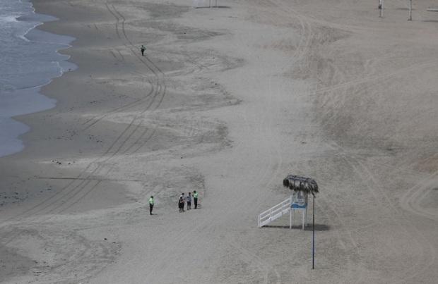 Uso de playas continuará restringido hasta el 31 de enero, adelanta Bermúdez