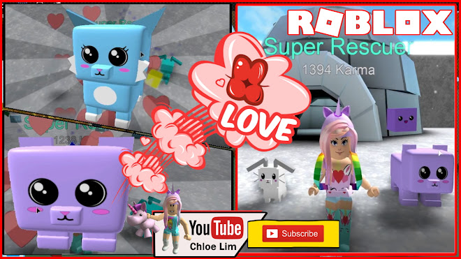 Roblox Animal Rescue Gameplay! Rescuing animals trapped in BUSHES and ICE! Found the hidden Scorpion Lair!