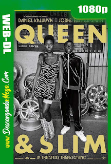 Queen y Slim Los Fugitivos (2019) HD 1080p Latino