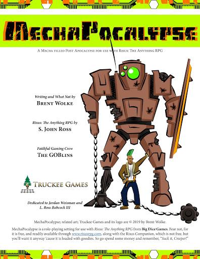 MechaPocalypse