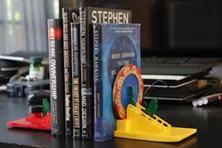 Stargate Bookend