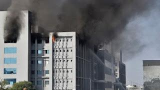 Incêndio atinge sede de fabricante da vacina de Oxford contra Covid-19 na Índia