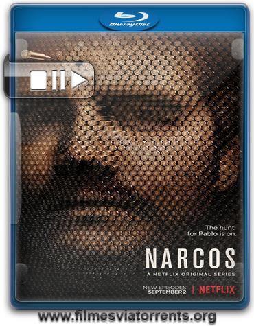 Narcos 2ª Temporada Completa Torrent - WEBRip 720p Dual Áudio (2016)