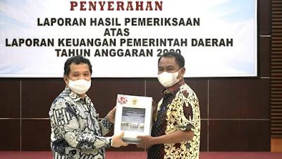 Pemkab Sergai Terima Opini WTP dari BPK, Darma Wijaya: Alhamdulillah!