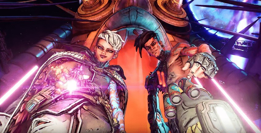 "Borderlands 3 ""Let's Make Some Mayhem"" Official Cinematic Launch Trailer"
