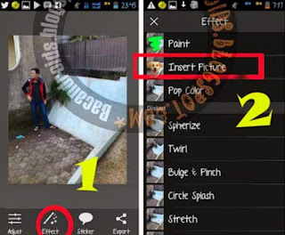 tutor Edit Foto Manipluasi Gandakan Objek