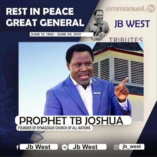 Music : JB West - Rest In Peace Great General(A-Tribute) Prod By Fashizay