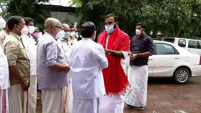 News, Kozhikode, Kerala, State, Top-Headlines, Politics, CPM, UDF, KP Anilkumar, CPM party,