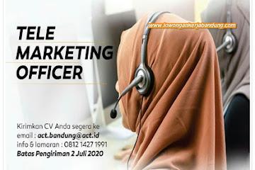 Lowongan Kerja Bandung Tele Marketing Officer ACT