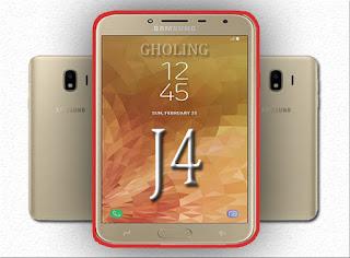 Cara Hard Reset Samsung Galaxy J4