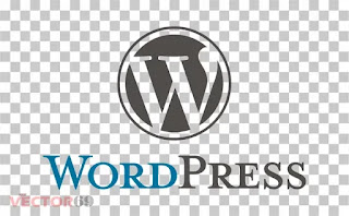Logo WordPress - Download Vector File PNG (Portable Network Graphics)