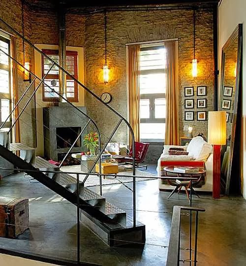 escaleras loft