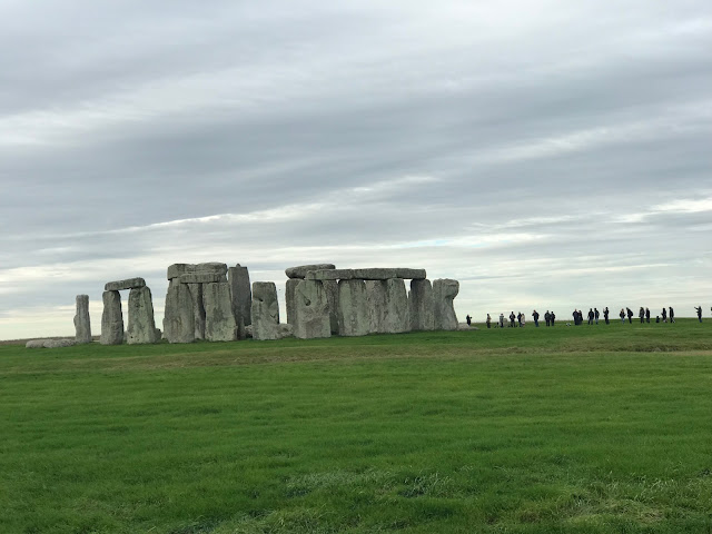 Author S.R. Karfelt, U.K., English tourism, stonehenge