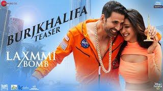 BURJ KHALIFA (बुर्ज खलीफा Lyrics in Hindi) - Laxmmi Bomb