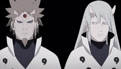 Hagoromo y Hamura Otsutsuki