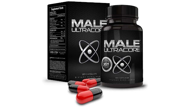 Male UltraCore High Potency Testosterone Booster for Men