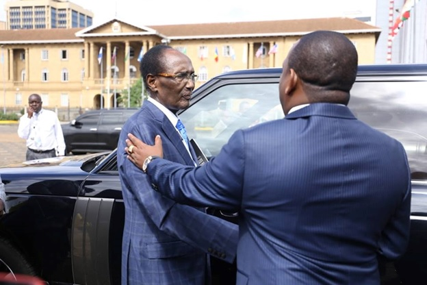 God Puts Those Who Wished Chris Kirubi Death To Shame Dr Ck Is Recovering Well See Photos