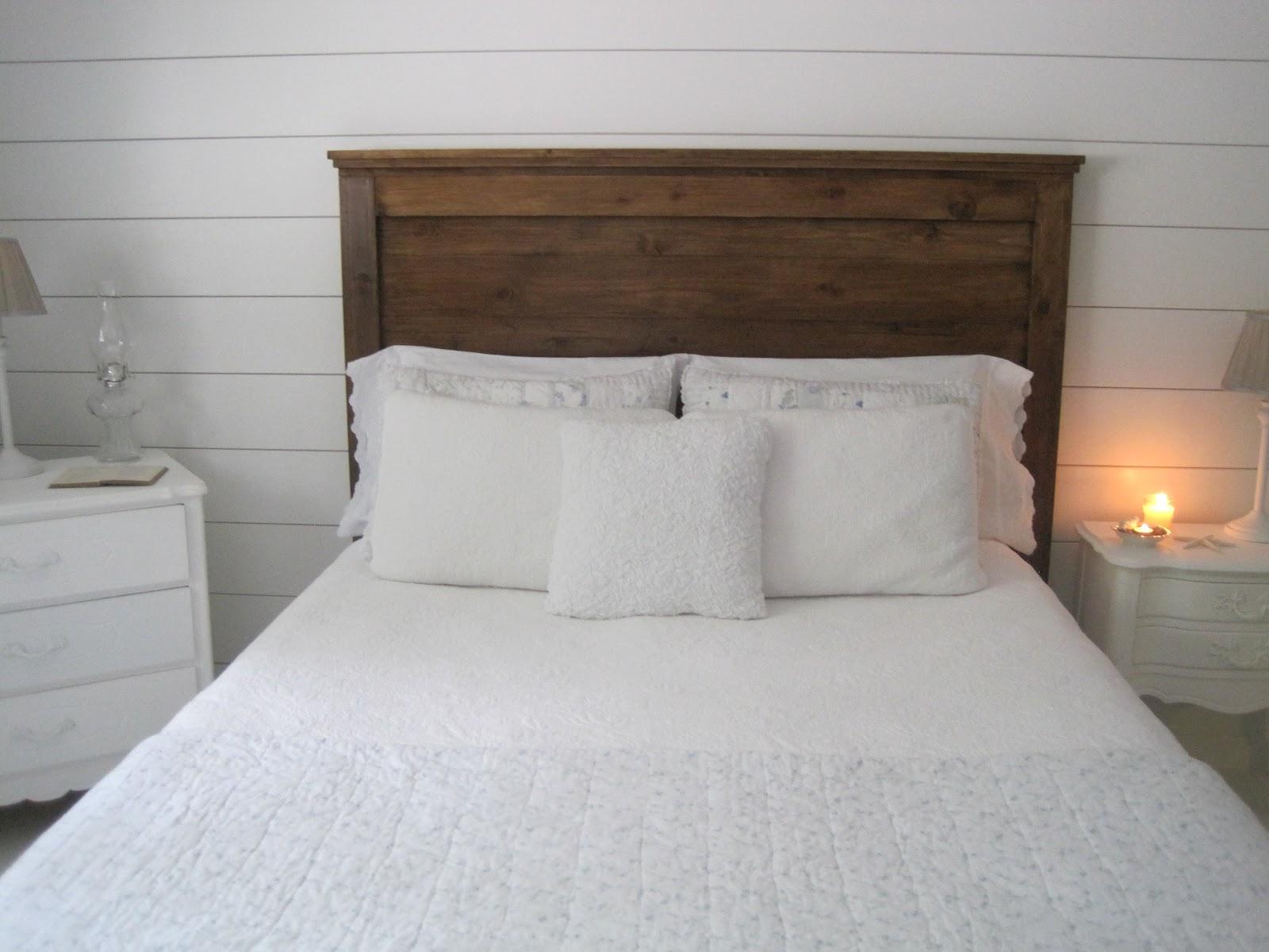 Beautiful Nest Quot Reclaimed Wood Quot Headboard Master Bedroom