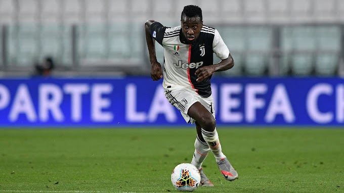 Juventus pays tribute to Matuidi after contract release