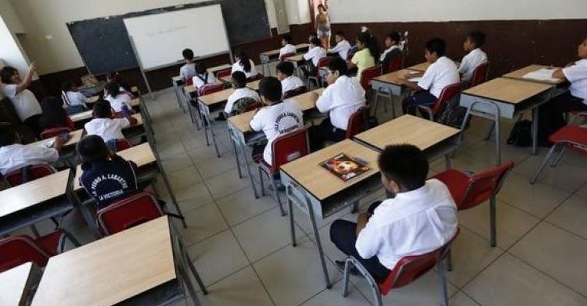 SUTEP saluda aprobación del 6% del PBI para el Sector Educación