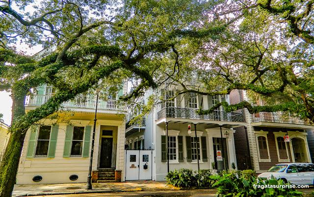 Esplanade Avenue, Nova Orleans