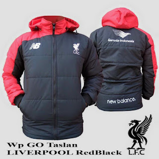 Jaket Waterproof Liverpool