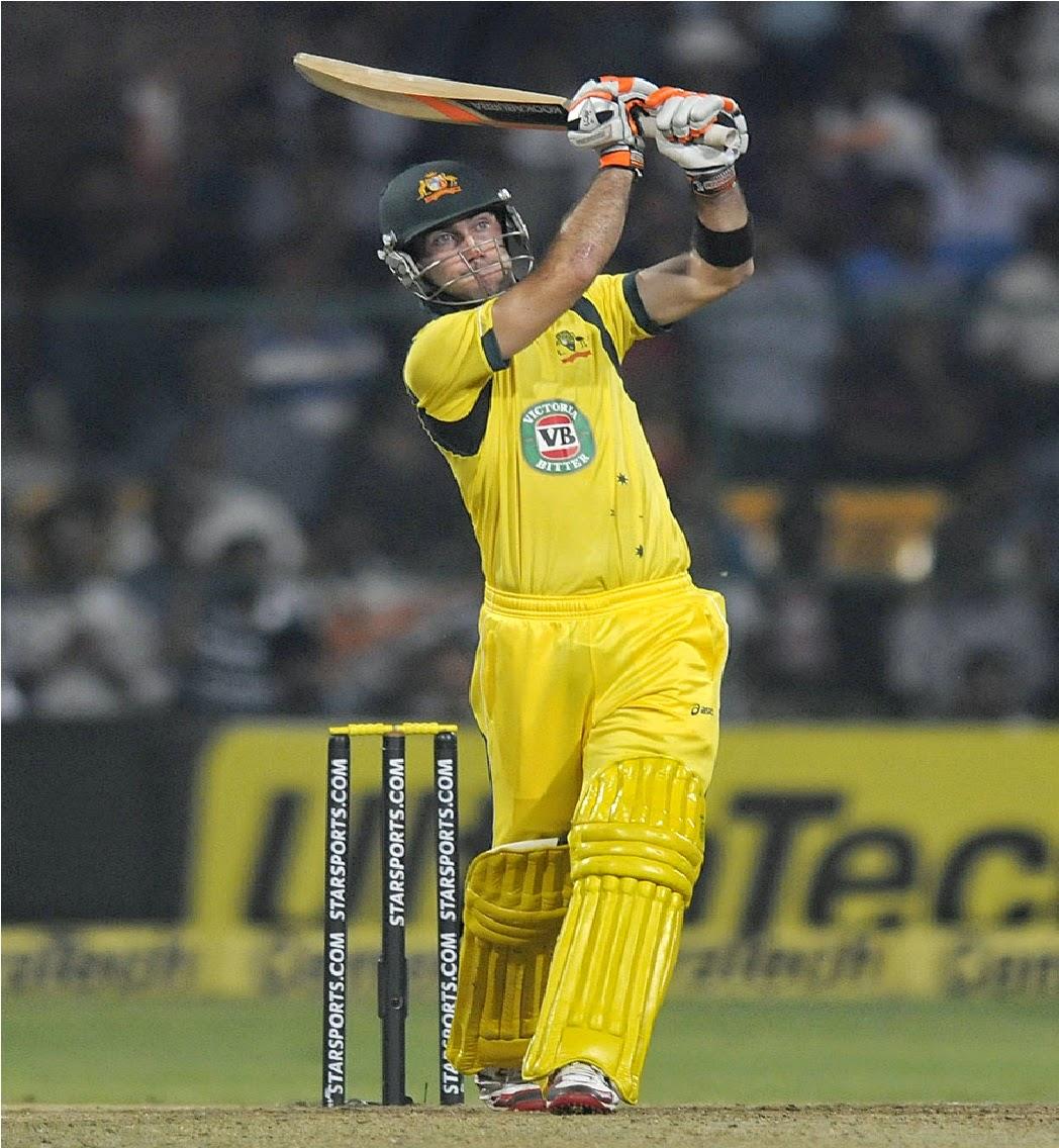 Australian Cricketer And Kings XI Punjab T20 Player Glenn