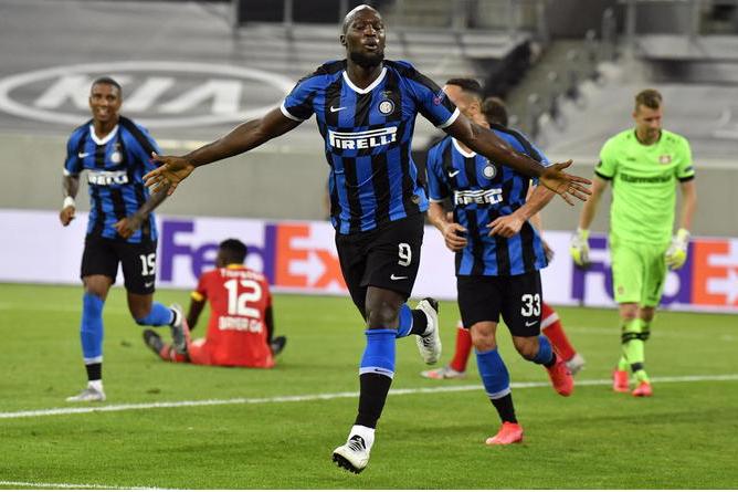 Europa League, troppa Inter per il Bayer Leverkusen: a Dusseldorf finisce 2-1
