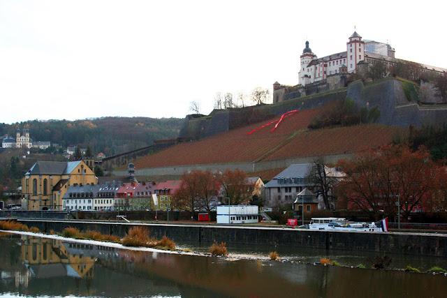 Fortress Marienberg, Würzburg, Germany