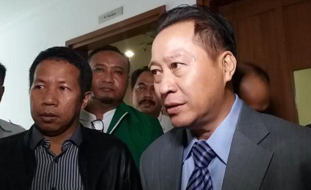 Humphrey Djemat ungkap Mahar Rp500 Miliar Jadi Menteri Jokowi