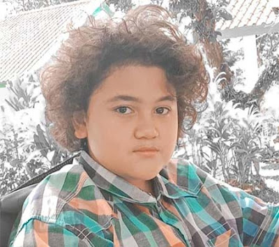 Andro Trinanda pemeran Boim di Sultan Aji MNCTV