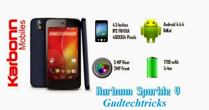 Karbonn-sparkle-v-android-features-specifications-price