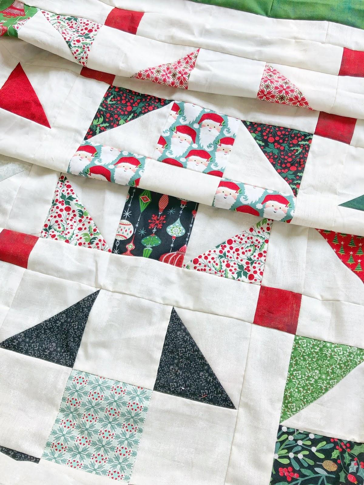 Moda Bake Shop Free Pattern Caroling Quilt