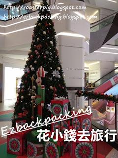 尖沙咀商場德國風情聖誕市集2019