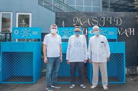MUI Bersama Le Minerale Dukung Program Gerakan Sedekah Sampah Indonesia Berbasis Masjid