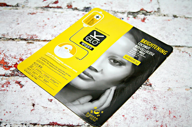 K-GLO Brightening Sheet Mask