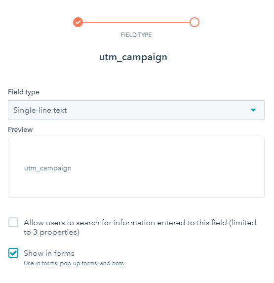 hubspot utm campaign