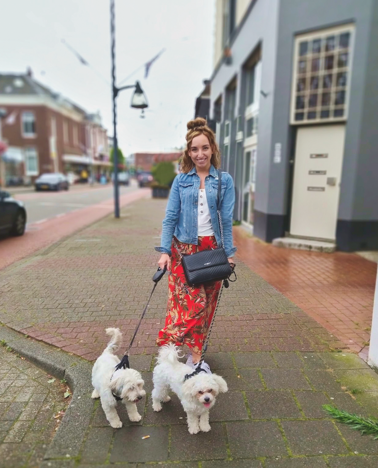 ootd outfit of the day style fashionblogger malu swartjes bles magazine