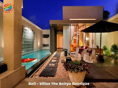 Bali - Villas The Seiryu Boutique